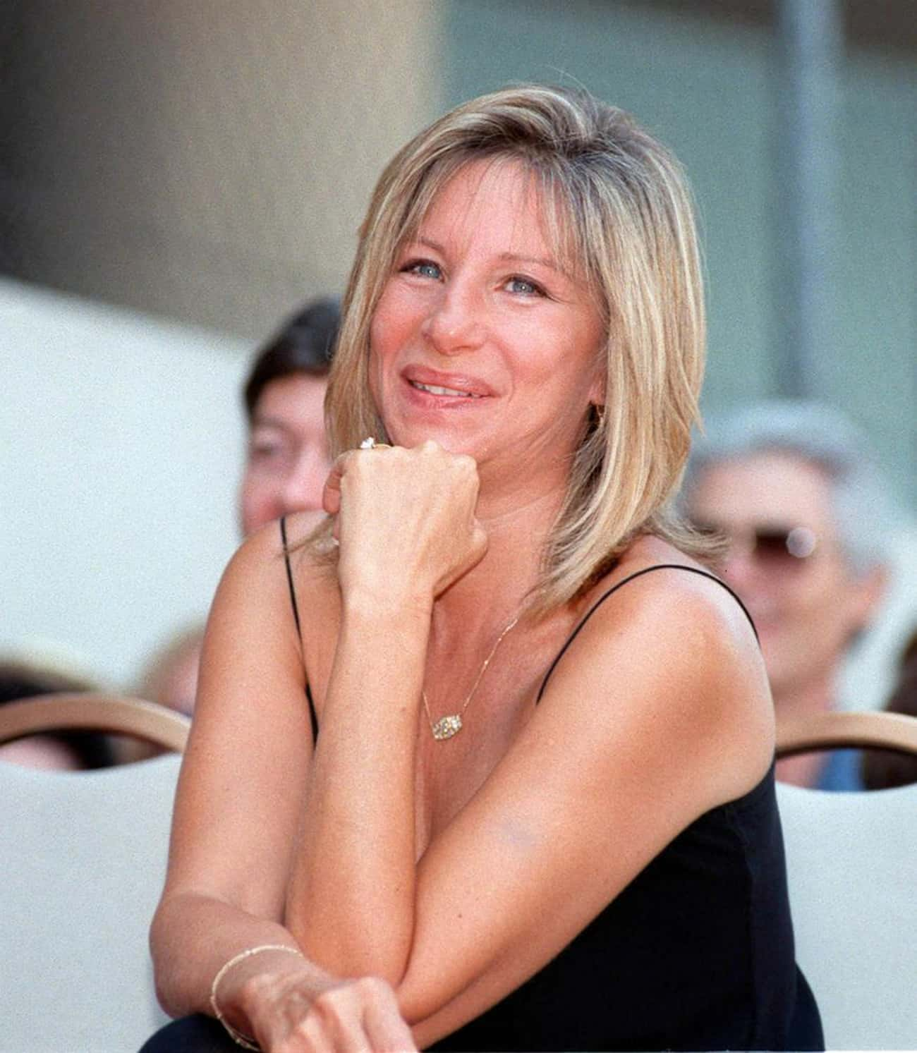 Barbra Streisand is listed (or ranked) 2 on the list Famous People You Didn't Know Were Agoraphobic