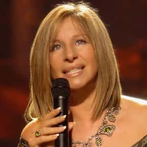 Barbra Streisand is listed (or ranked) 25 on the list The Best Female Vocalists Ever