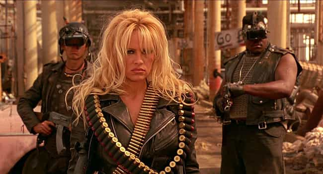 Barb Wire is listed (or ranked) 4 on the list 12 Movies And TV Shows (And One Song) Set In The Distant Future Of 2017