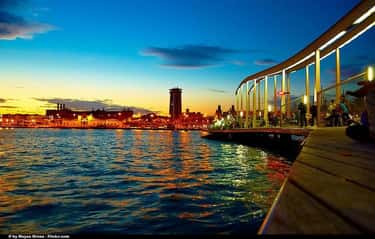 Barcelona is listed (or ranked) 6 on the list The Best Beach Cities in the World