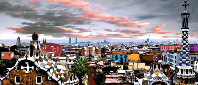 Barcelona is listed (or ranked) 2 on the list Cities You Most Want To Visit