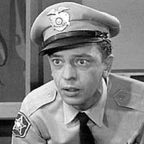 Barney Fife is listed (or ranked) 20 on the list The Greatest TV Character Losses of All Time