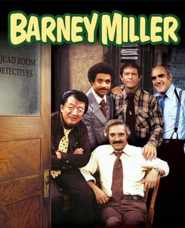 Barney Miller is listed (or ranked) 2 on the list TV Shows Produced By Danny Arnold
