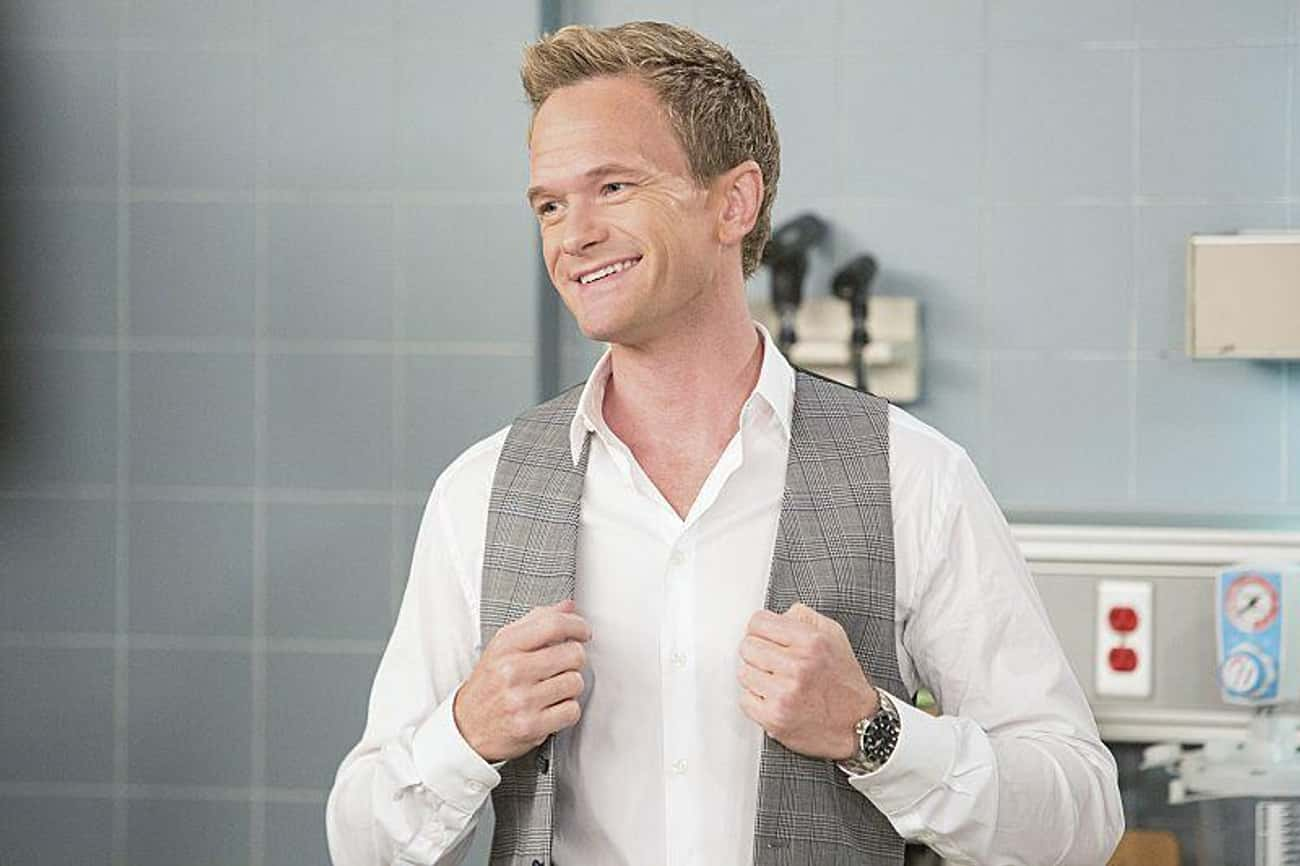 Barney Stinson - Neil Patrick  is listed (or ranked) 3 on the list Straight Characters Played By Gay Actors