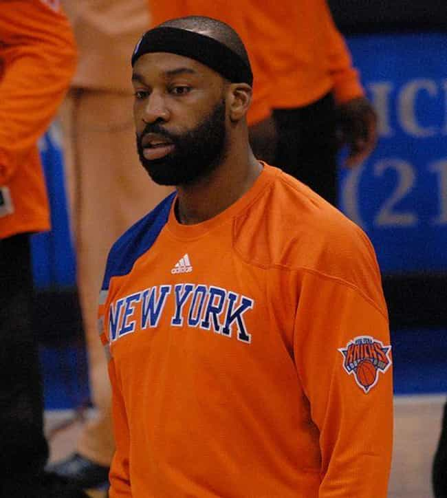 Baron Davis is listed (or ranked) 1 on the list Famous Friends of Jayceon Terrell Taylor