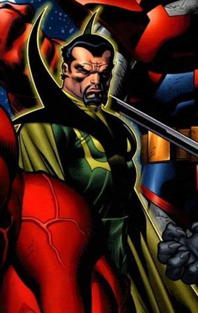 Baron Mordo is listed (or ranked) 4 on the list The Greatest Defenders Villains Ever