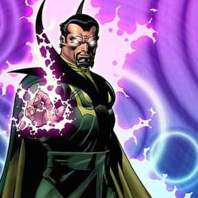 Baron Mordo is listed (or ranked) 3 on the list The Best Doctor Strange Villains Ever