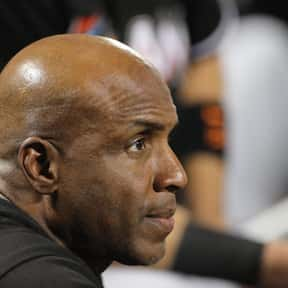 Barry Bonds is listed (or ranked) 7 on the list List of Famous Baseball Players