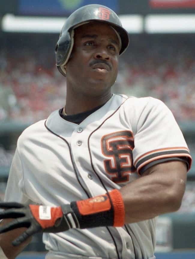 Barry Bonds is listed (or ranked) 4 on the list 80 Athletes Who Are Felons