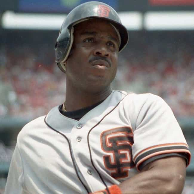 Barry Bonds is listed (or ranked) 4 on the list The Best Athletes Who Wore #25