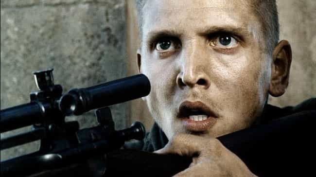 Barry Pepper is listed (or ranked) 4 on the list 16 Celebrities You Would Never Guess Are Secretly Insanely Talented