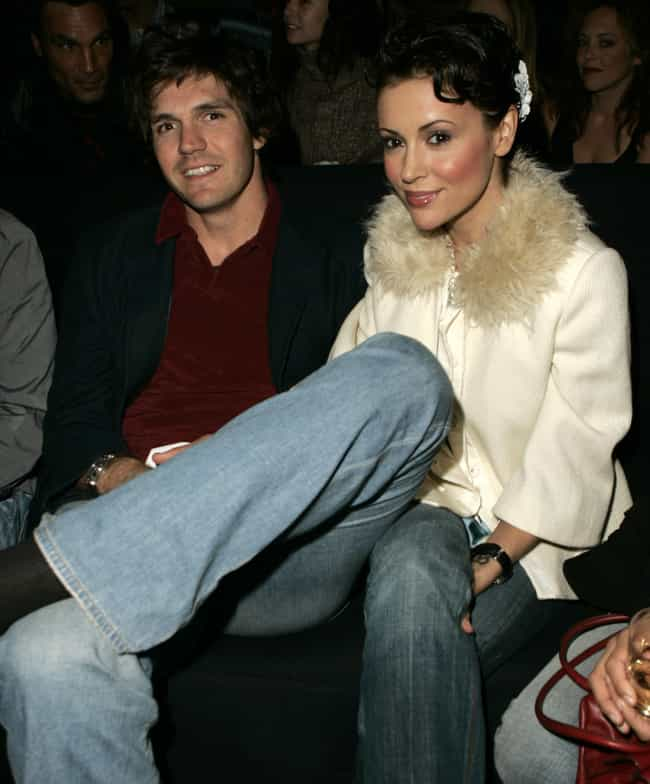 Barry Zito is listed (or ranked) 4 on the list Men Who Alyssa Milano Has Dated