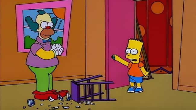 Bart Gets Famous is listed (or ranked) 3 on the list The Best Krusty Episodes of 'The Simpsons'
