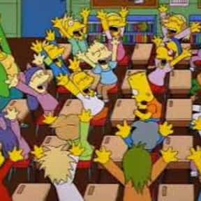 Bart Gets Famous is listed (or ranked) 14 on the list The Best Episodes From The Simpsons Season 5
