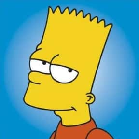 Bart Simpson is listed (or ranked) 24 on the list The Greatest Cartoon Characters in TV History
