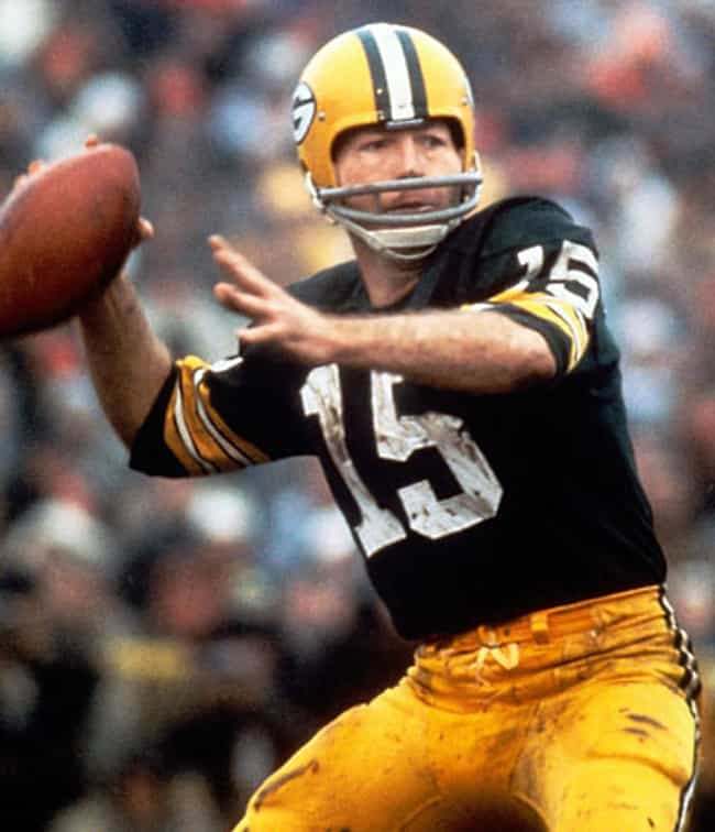 Bart Starr is listed (or ranked) 3 on the list The Top 10 Best Football Players of the 1960's