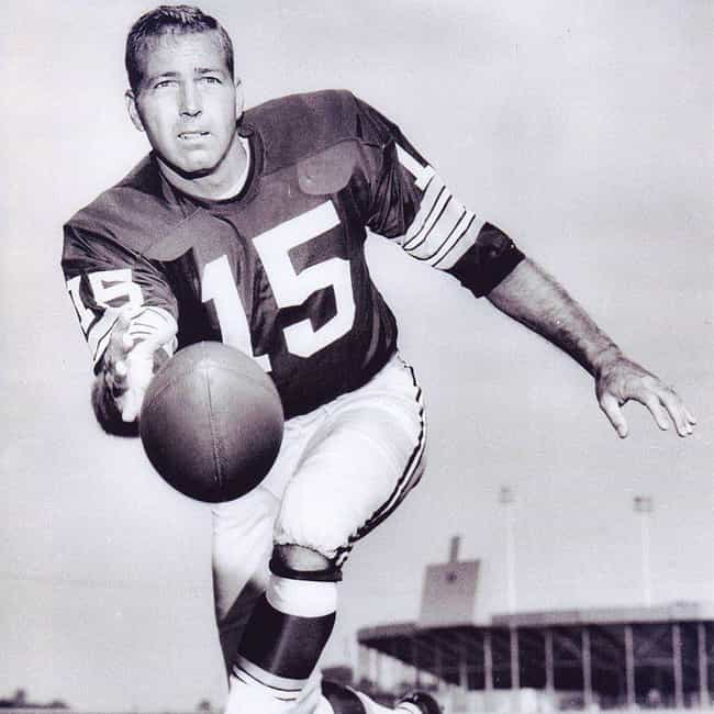Bart Starr is listed (or ranked) 4 on the list Athletes Who Died In 2019