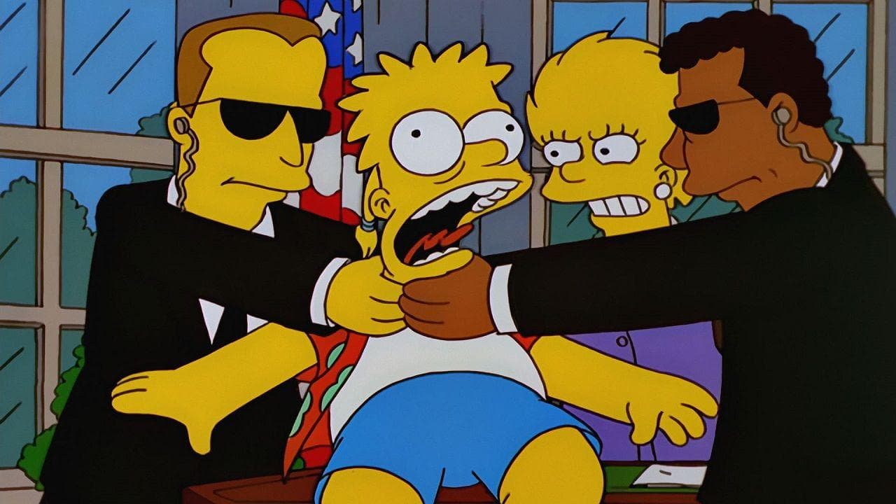 Random Best Future-Themed Episodes Of 'The Simpsons'