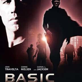 Basic is listed (or ranked) 21 on the list The Best John Travolta Movies