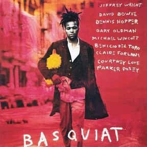 Basquiat is listed (or ranked) 1 on the list The Best Movies About Art & Artists
