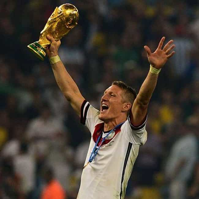 Bastian Schweinsteiger is listed (or ranked) 4 on the list The Best Professional Soccer Players Who Retired In 2019