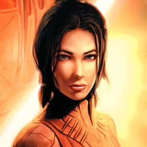 Bastila Shan is listed (or ranked) 5 on the list My Top 30 Star Wars Expanded Universe Characters