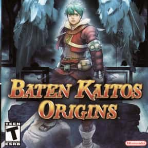 Baten Kaitos Origins is listed (or ranked) 6 on the list The Best GameCube RPGs of All Time, Ranked by Fans