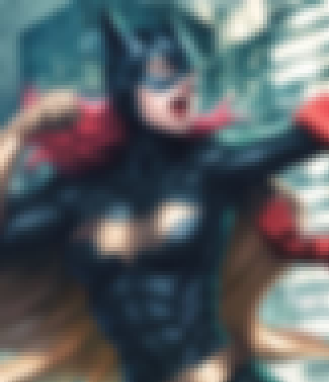 Batgirl is listed (or ranked) 8 on the list The Hottest Cartoon Characters Of All Time