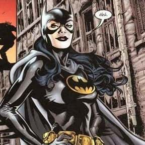 Batgirl is listed (or ranked) 14 on the list The Most Attractive Cartoon Characters Of All Time