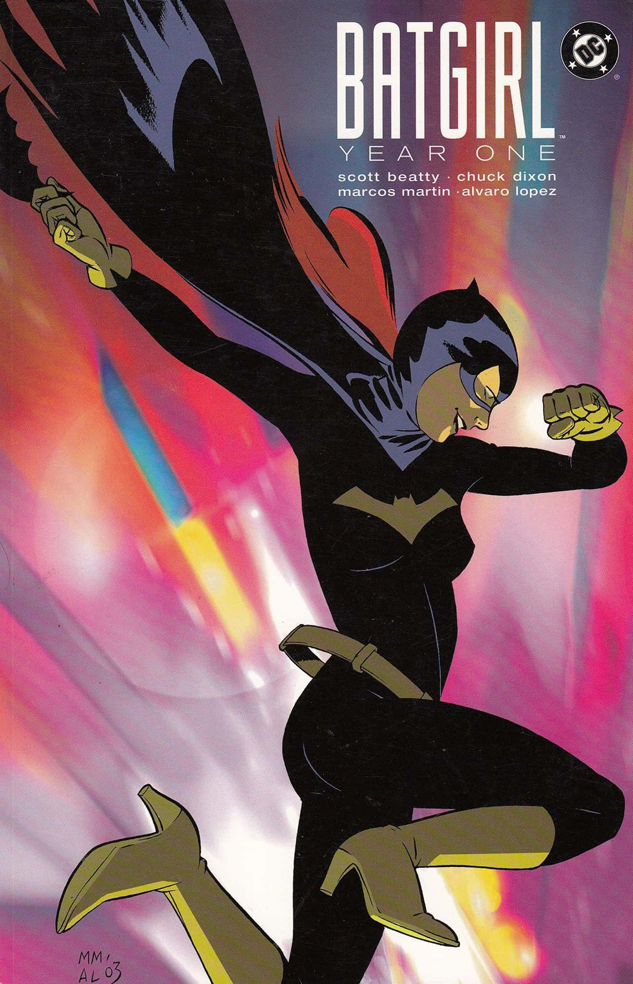 Batgirl: Year One is listed (or ranked) 1 on the list The Best Storylines That FeatureBatgirl