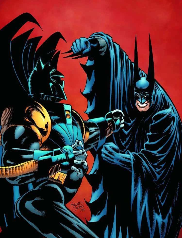 Batman Could Have Chosen Anyone As His Successor - But He Picked Azrael