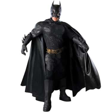 Batman is listed (or ranked) 2 on the list The Best Superheroes To Be For Halloween