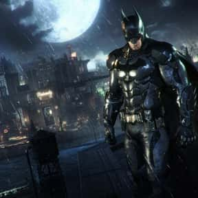 Batman is listed (or ranked) 7 on the list The Best Jumping Characters in Gaming History