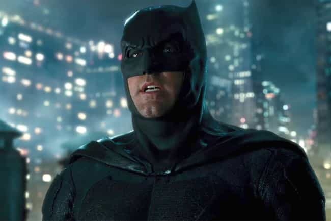 Batman is listed (or ranked) 4 on the list The Strongest Characters In The DCEU, Ranked