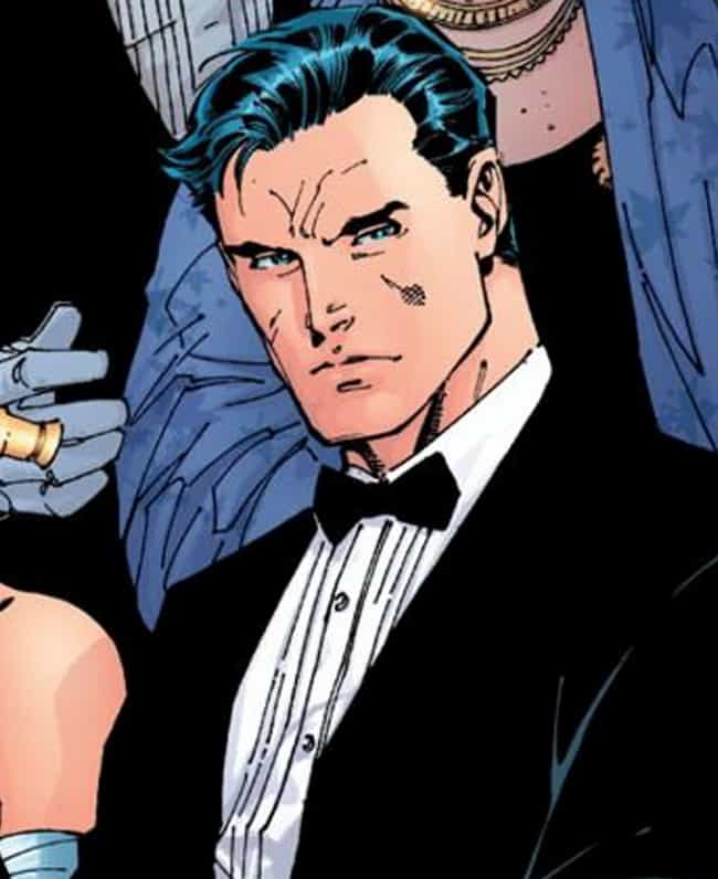 Batman is listed (or ranked) 1 on the list The Best Comic Book Characters Who Have Blue Eyes