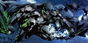 Batman is listed (or ranked) 2 on the list The Best Zombie Versions Of Superheroes