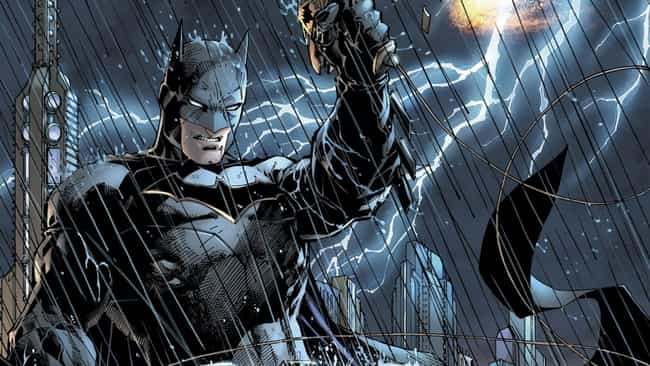 Batman is listed (or ranked) 1 on the list Which Street-Level Superhero Would Win In An All-Out Bare Knuckle Street Fight?