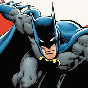 Batman is listed (or ranked) 2 on the list The Best Characters from the Batman Universe