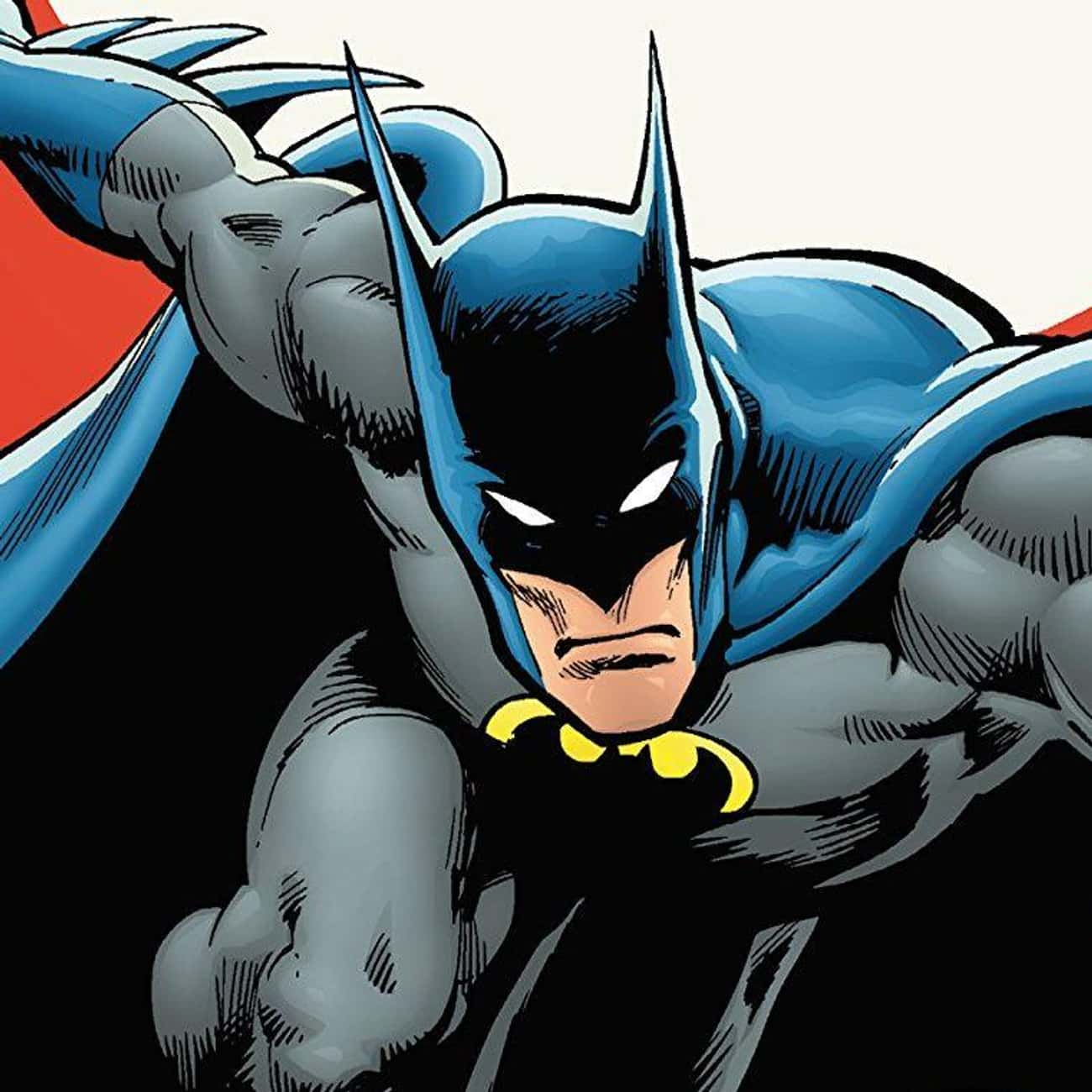 Batman is listed (or ranked) 2 on the list The Best Outsiders Members
