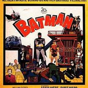 Batman is listed (or ranked) 1 on the list The Best '60s Superhero Movies