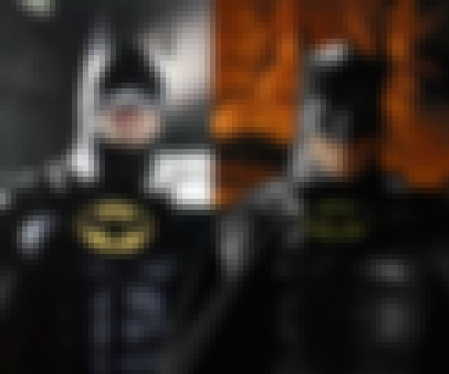 Batman is listed (or ranked) 2 on the list Testing List