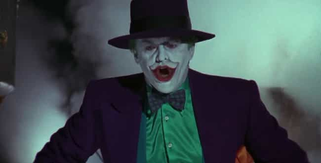 Batman is listed (or ranked) 3 on the list Every Movie And TV Joker Costume, Ranked