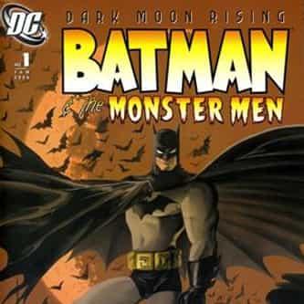 Batman and the Monster-Men