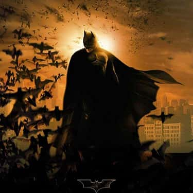 Batman Begins is listed (or ranked) 2 on the list The Best Superhero Movie Posters
