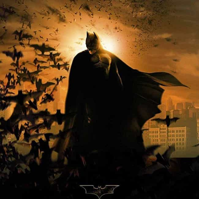 Batman Begins is listed (or ranked) 2 on the list 10 Hardcore Liam Neeson Moments