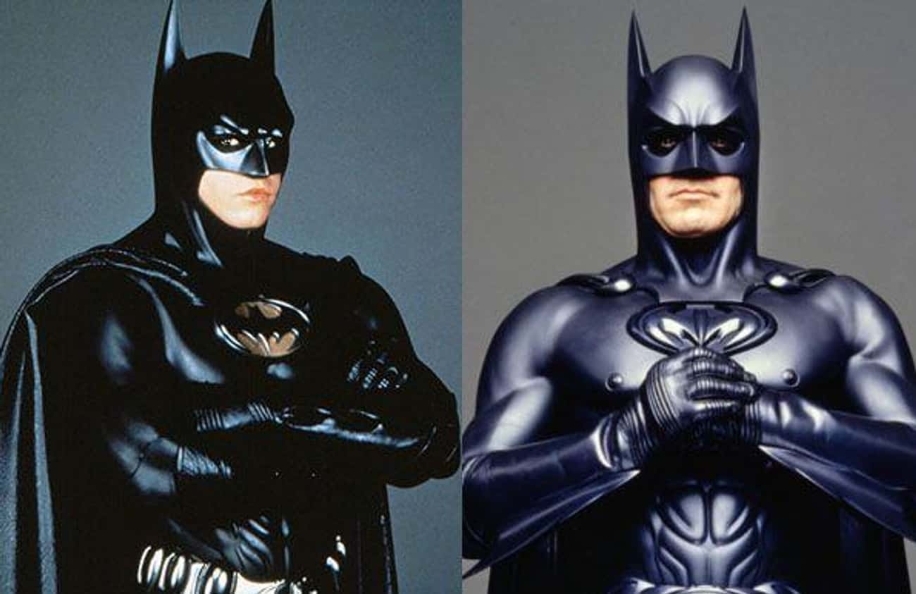 Batman Forever is listed (or ranked) 1 on the list Behind the Scenes Feuds That Changed the Direction of Movies