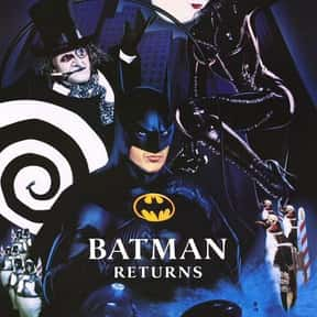 Batman Returns is listed (or ranked) 16 on the list The Most Rewatchable Action Movies