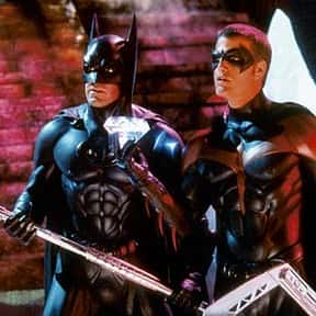 Batman & Robin is listed (or ranked) 16 on the list The Worst Sequels Of All Time