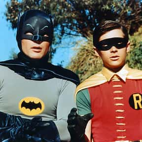 Batman & Robin is listed (or ranked) 4 on the list The Best Duos of All Time
