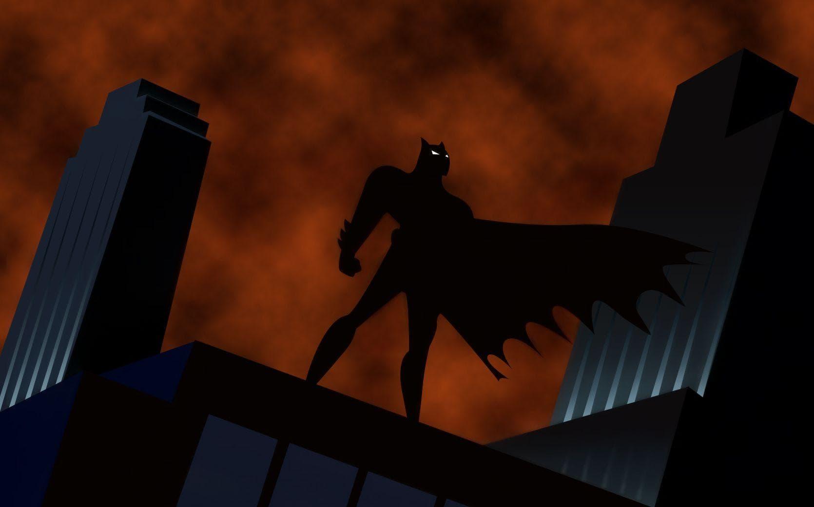 Random Greatest DC Animated Shows